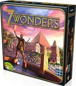 TOURNOI 7 WONDERS 18 OCTOBRE