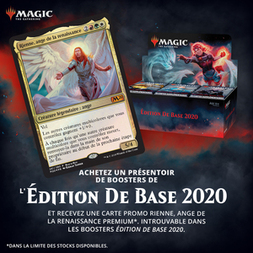 EDTION M20 CARTES MAGIC
