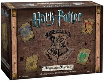 HARRY POTTER HOGWARTS BATTLES