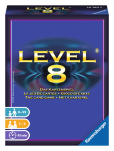 LEVEL 8 (ex level up)