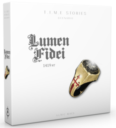 LUMEN FIDEI (ext Time Stories